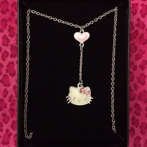 "Hello Kitty ""Y"" Necklace"